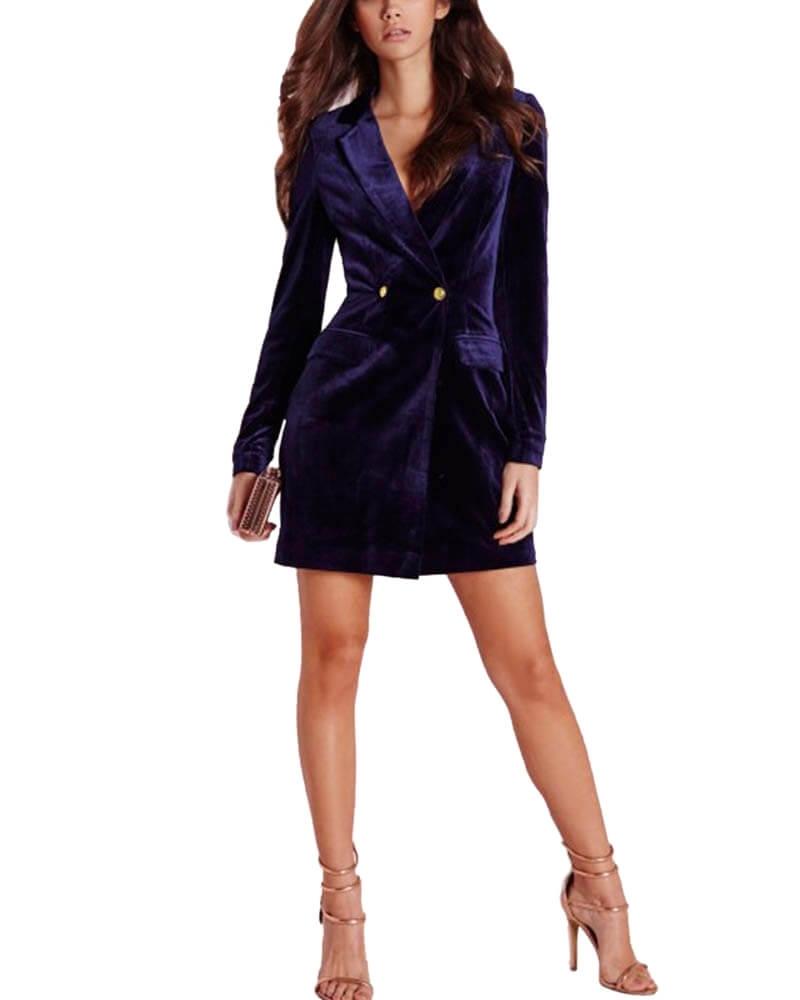 Collette Blazer Dress