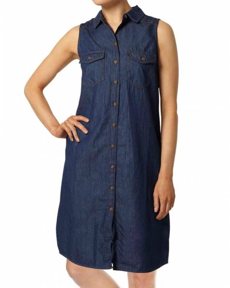 D For Denim Dress