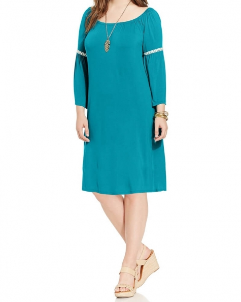 Lori Fit and Flare Dress