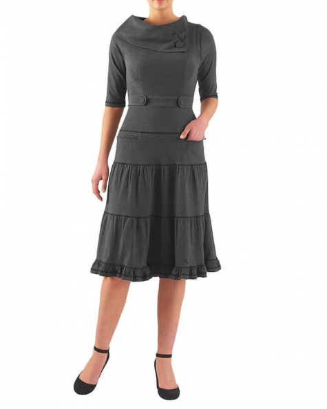ANDI FLARED DRESS