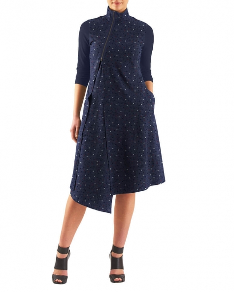DENNA DENIM DRESS