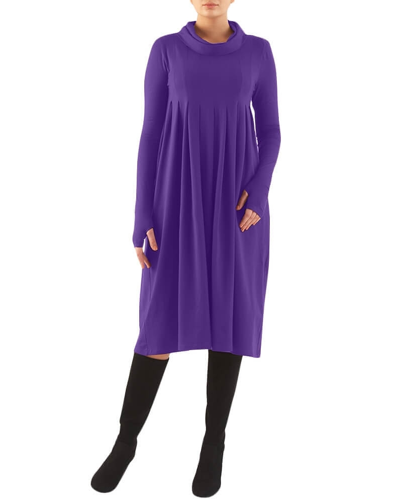 PHLOX FLARED DRESS