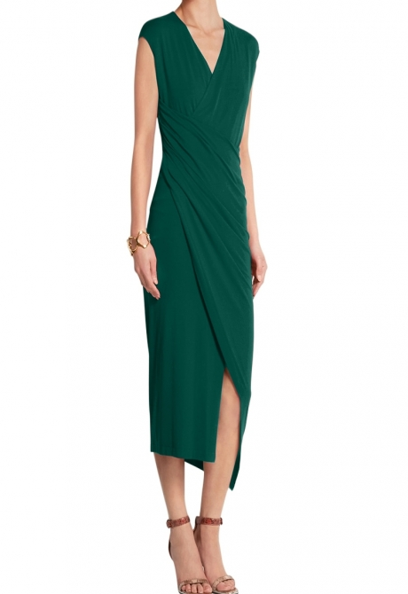 Made In Heaven Dress Green