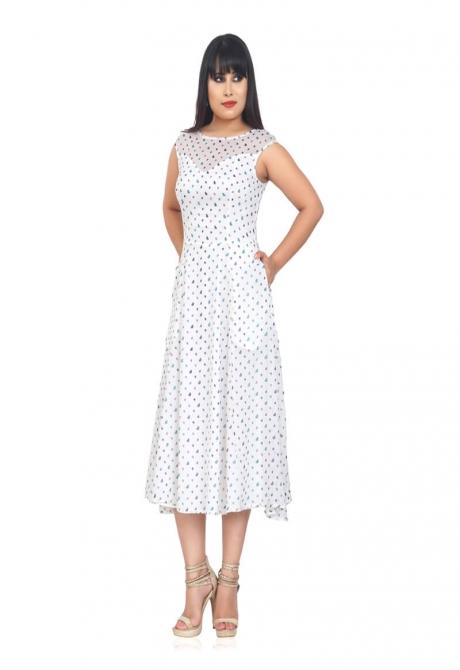 FRESH RUSH PRINT DRESS