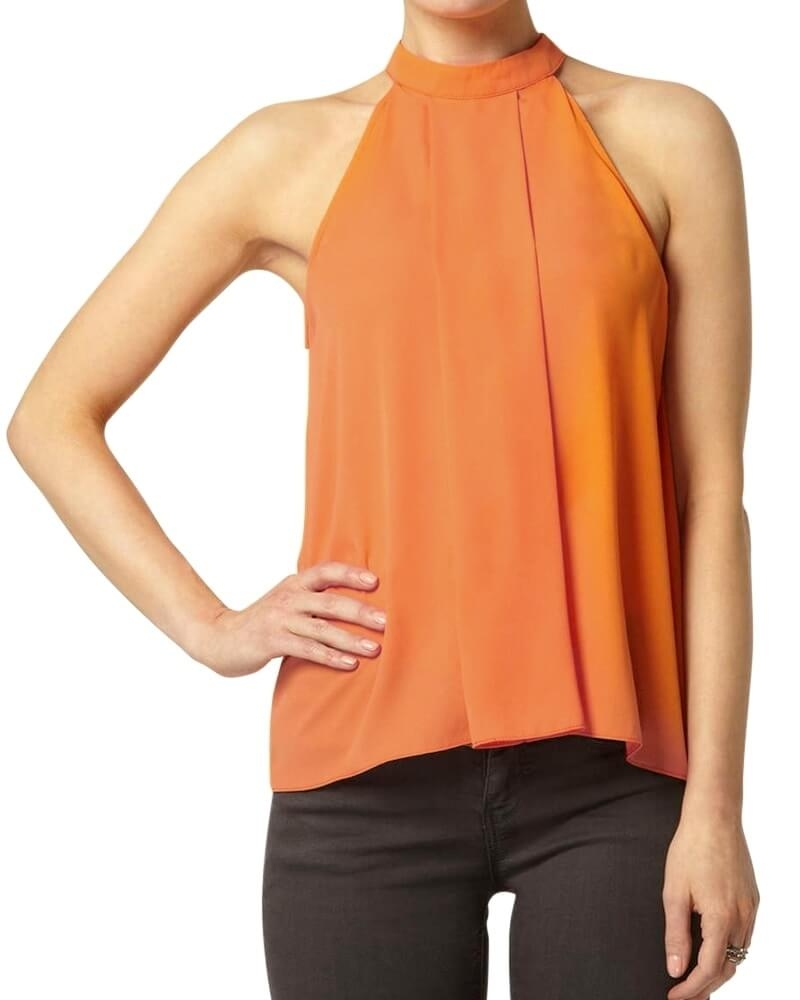 Desire Love Top- Orange