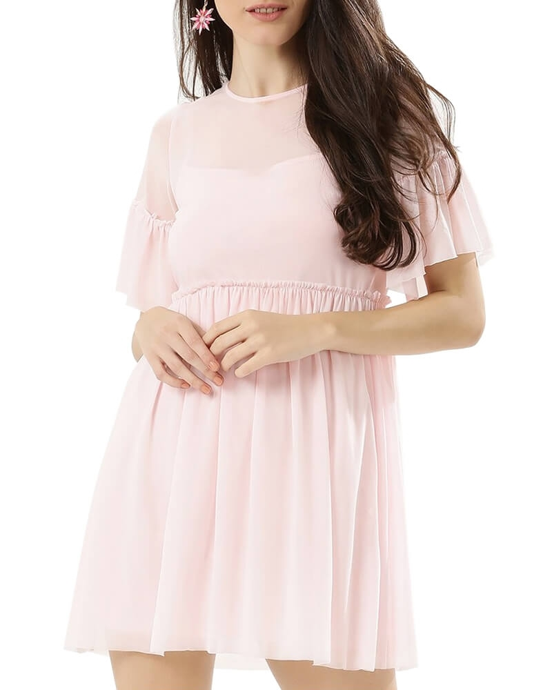 Eye Catching Skater Dress for Women