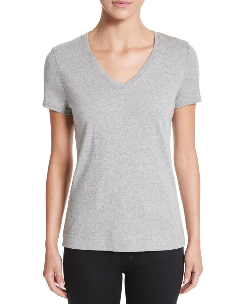 Casual V-neck T-Shirt for Women